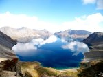 Crater-Heavens-Lake-in-China