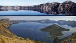 Crater-Lake-National-Park-Oregon-Crater-Lake-and-Wizard-Island