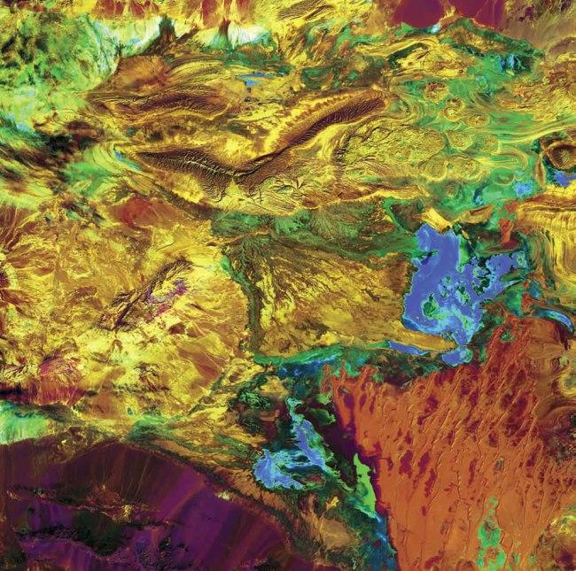 Great-Salt-Desert-Iran