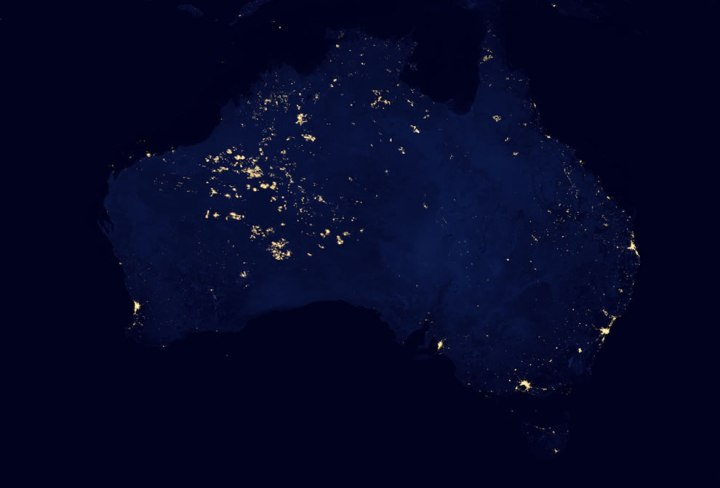 Why-is-unihabited-western-Australia-so-bright-in-the-dark