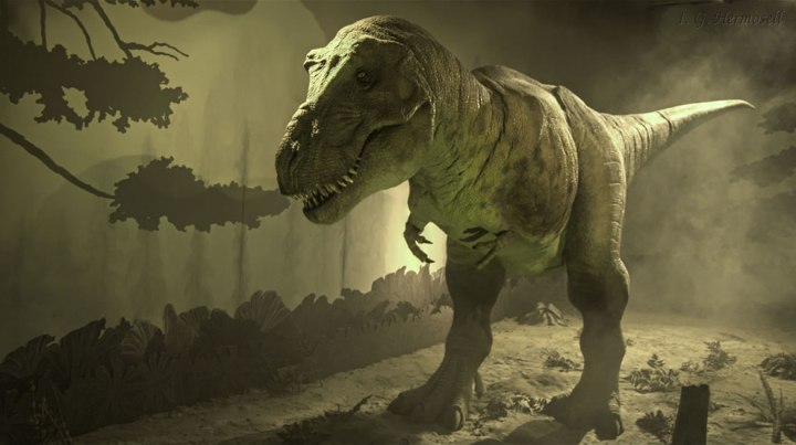 Mighty-Tyrannosaurus-Rex-Welcome-to-Jurassic-Park-3D