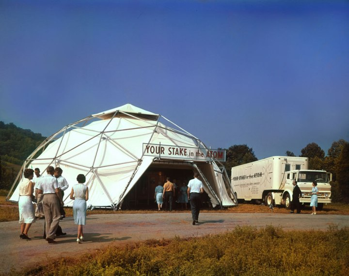 Your-Stake-in-the-Atom-geodome-in-1966-at-The-Atomic-City-aka-The-Secret-City-Oakridge-TN