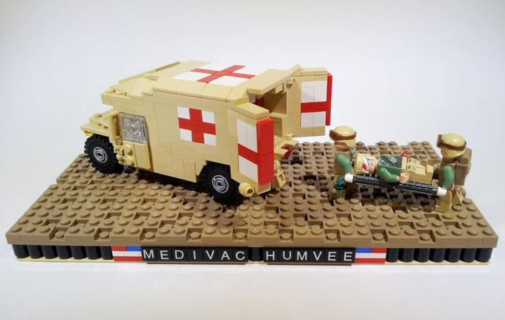 Medivac-Humvee